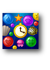 bubble explosion adventure icon